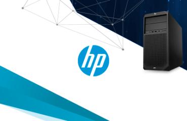 Linha Z HP workstations